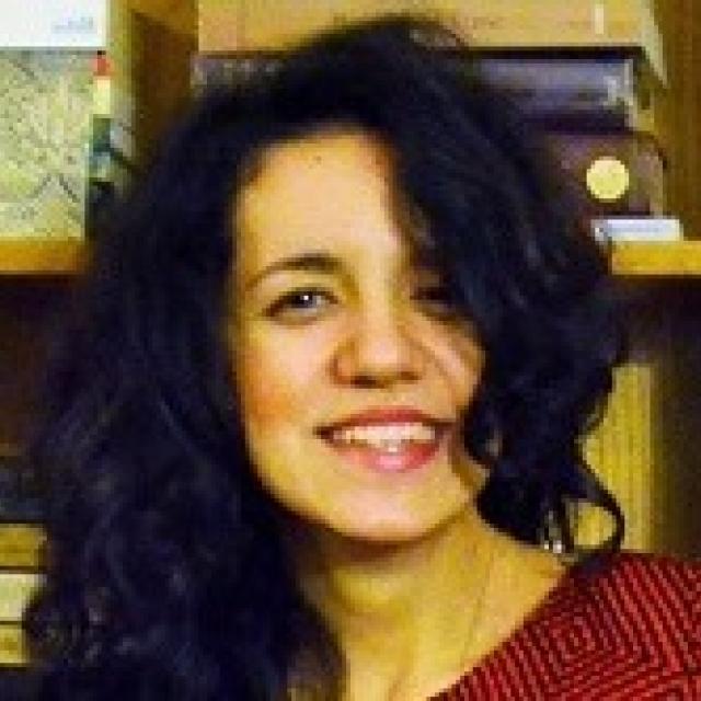 Stacy Topouzova
